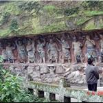 大足石刻、四川