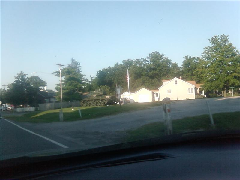 a farm house