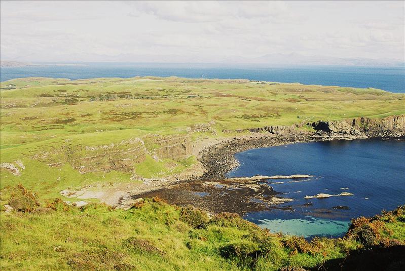 Camas Mor from Beinn Airein