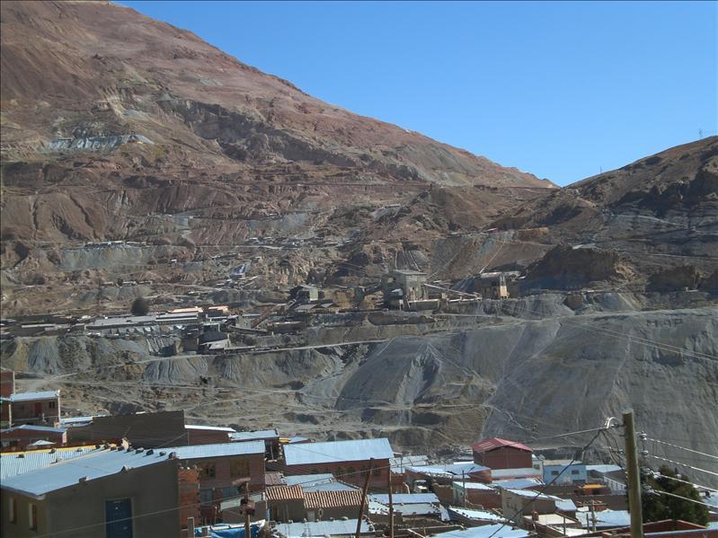 Potosi Silver Mines