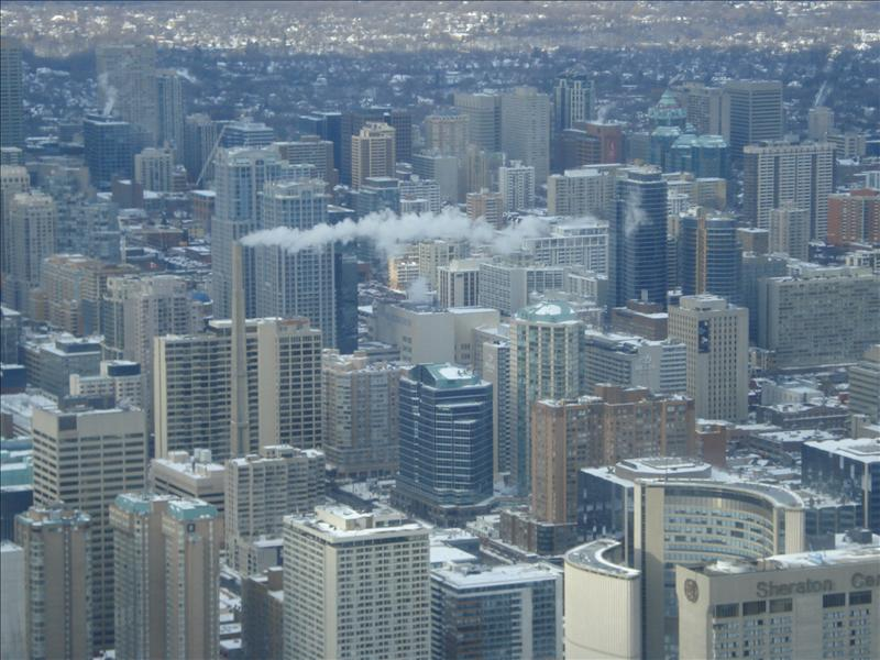 Toronto seen from CN Tower.10