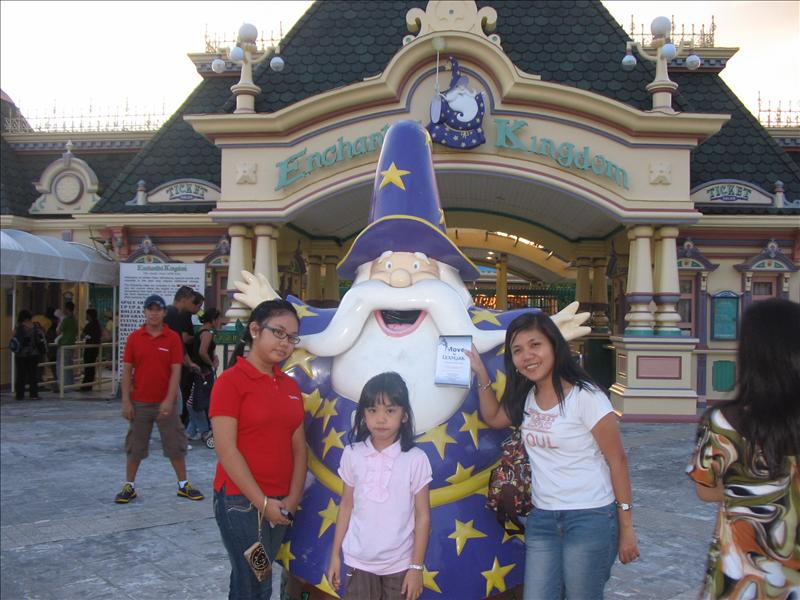 Welcome to Enchanted Kingdom...after 3 years