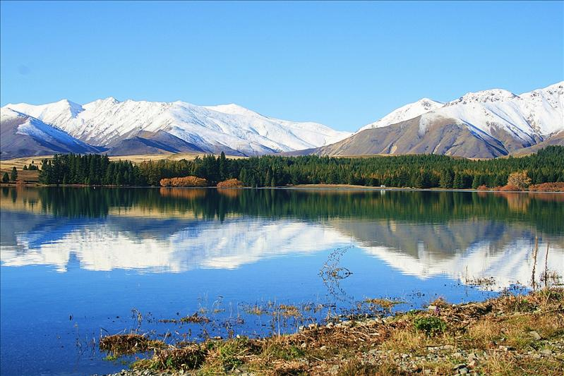 Our Favourite view, Lake Tekapo.