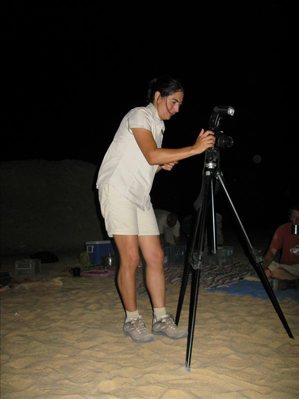 de professionele fotograaf Gabriela