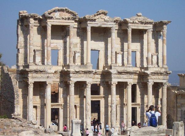 LIBRARY OF CELCUS, EPHESUS