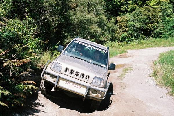 4 Wheel drive, Rotorua