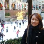 Ice Skating at the Rockefeller