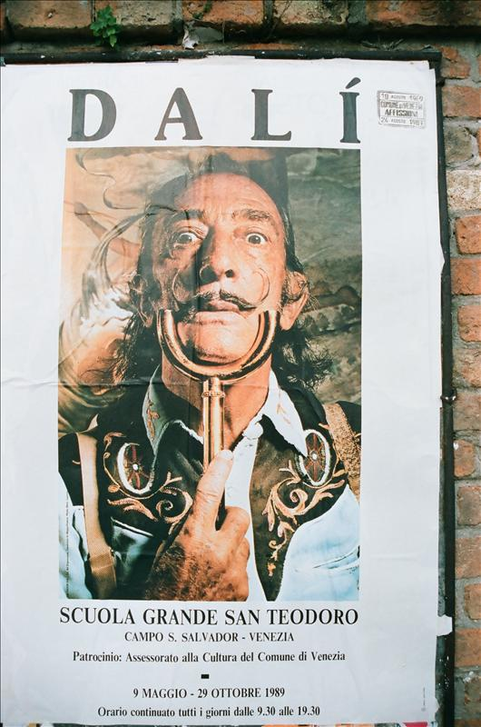 my hero dali