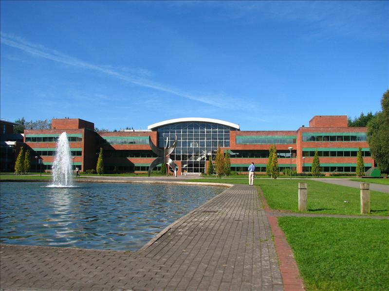 The Robert Schuman building