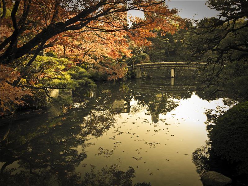 Soraku-en Garden