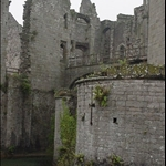 Raglan Castle 2004