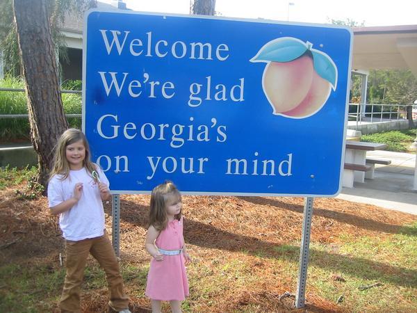 In Georgia..