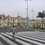 Around Plaza de Armas, Lima