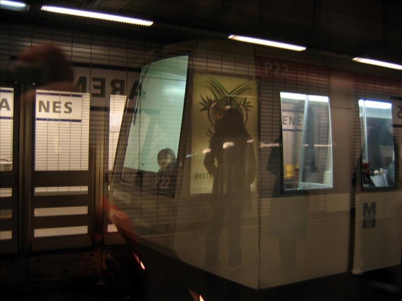 无人驾驶的地铁