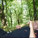 giorno 1: garfagnana - pisolino in un bosco di castagni