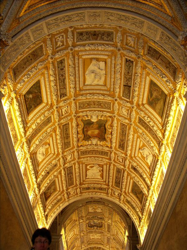 Scala d'Oro, built 1554-1558