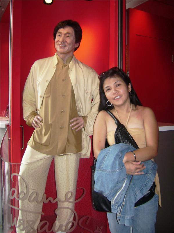 Let's Meet Mr Jackie Chan