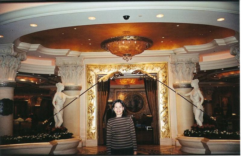Ceasar's Palace Lobby, Las Vegas