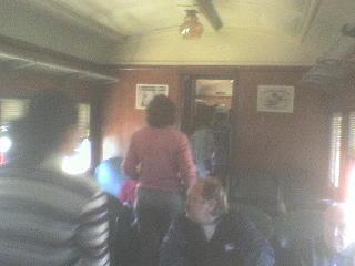Vagón 1a. clase