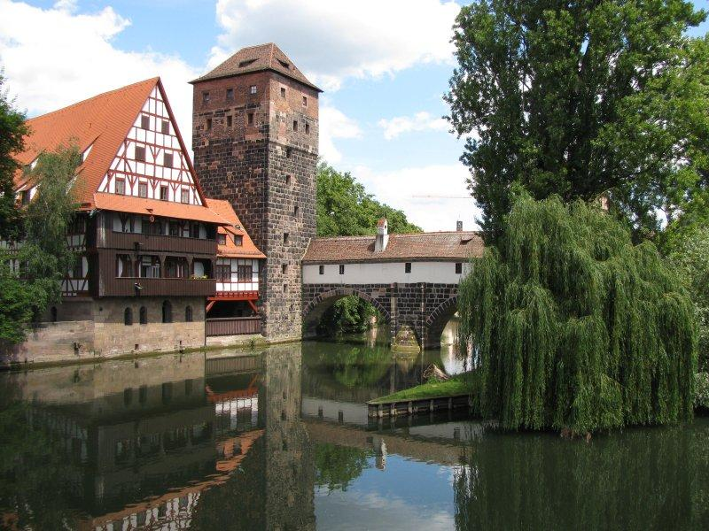 Hangman's tower.