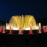 Musical fountains .....