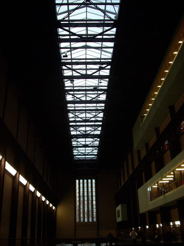 Great design, the massive Tate Modern