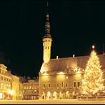 Tallinn in Christmas