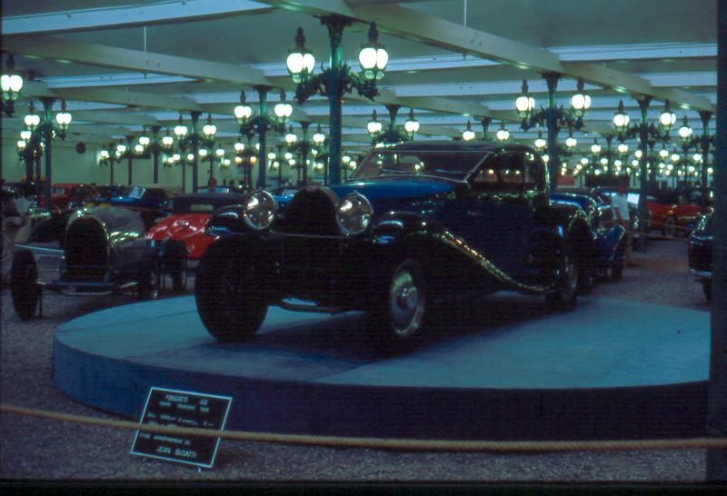 Mulhouse Bugatti