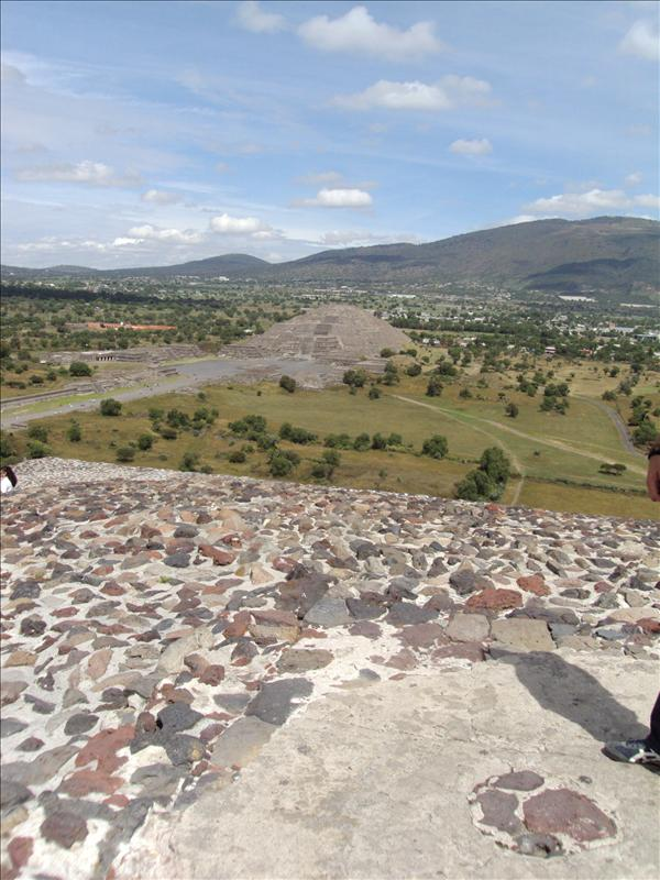 Piramides Teotihuacan - Mexico D.F.