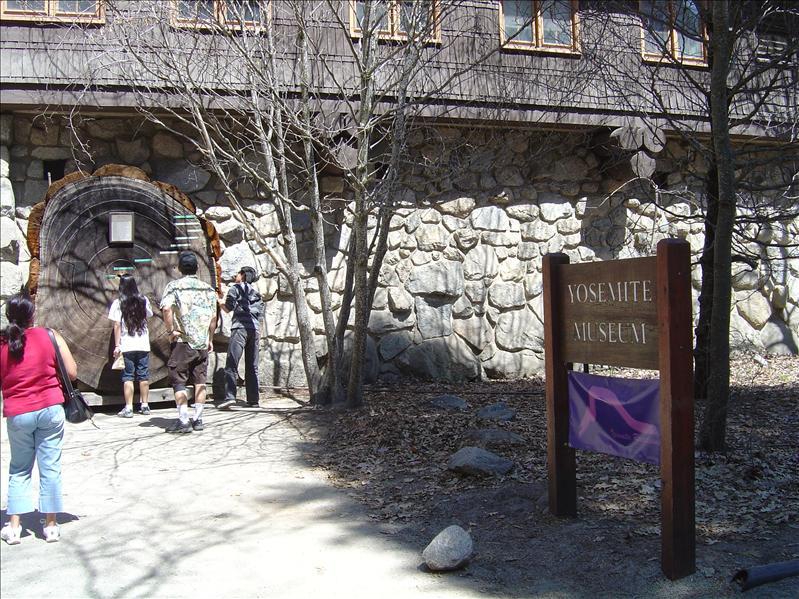 Yosemite museum