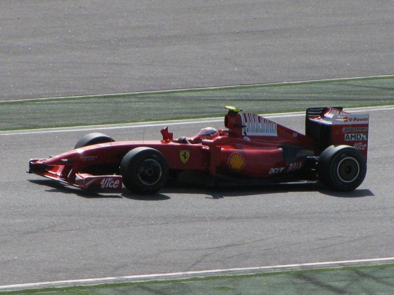 .. Ferrari  ....