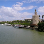 First stop in Seville was the 12 sided Torre d