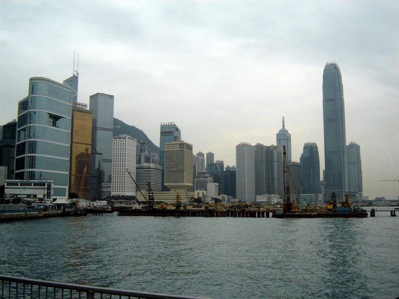 Victoria Bay, Hong Kong