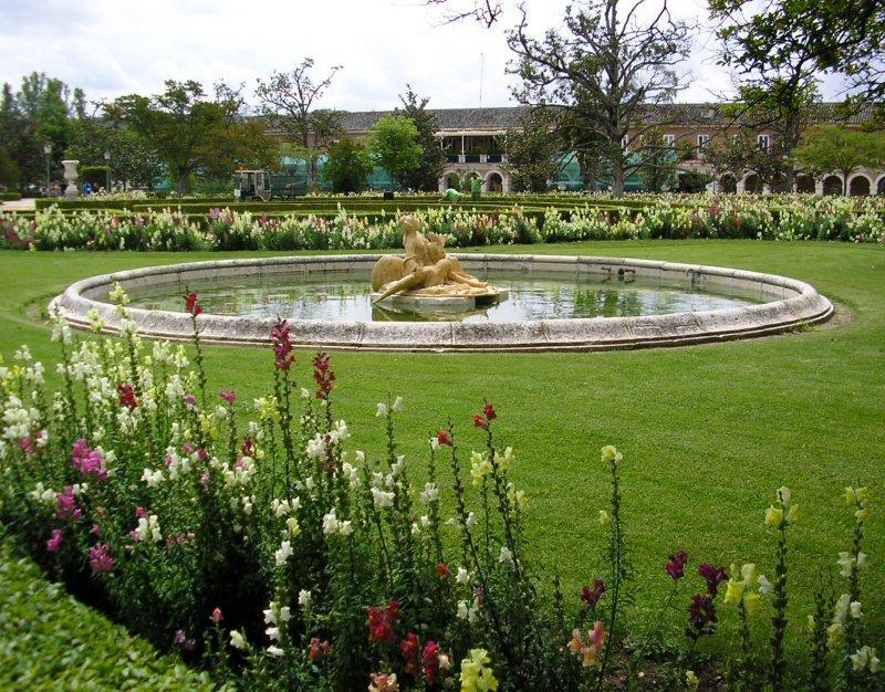 The Kings garden.