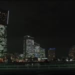 橫濱地標夜景