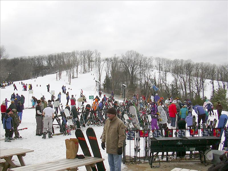 Hidden Vally Ski Resort is in Eureka, Missouri, just minutes from most anywhere in St. Louis