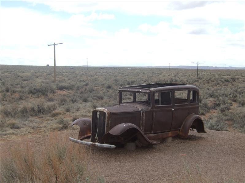 Original Route 66, Arizona