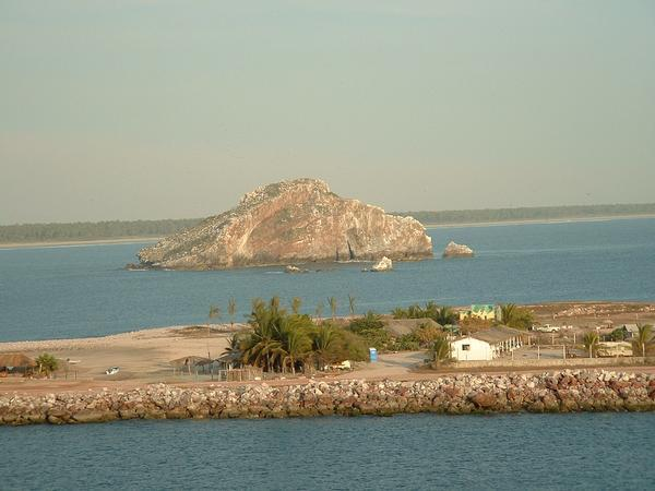 Small islands,Mazatlan