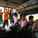bus from Chattrakan to Phoosoidao Nation Park