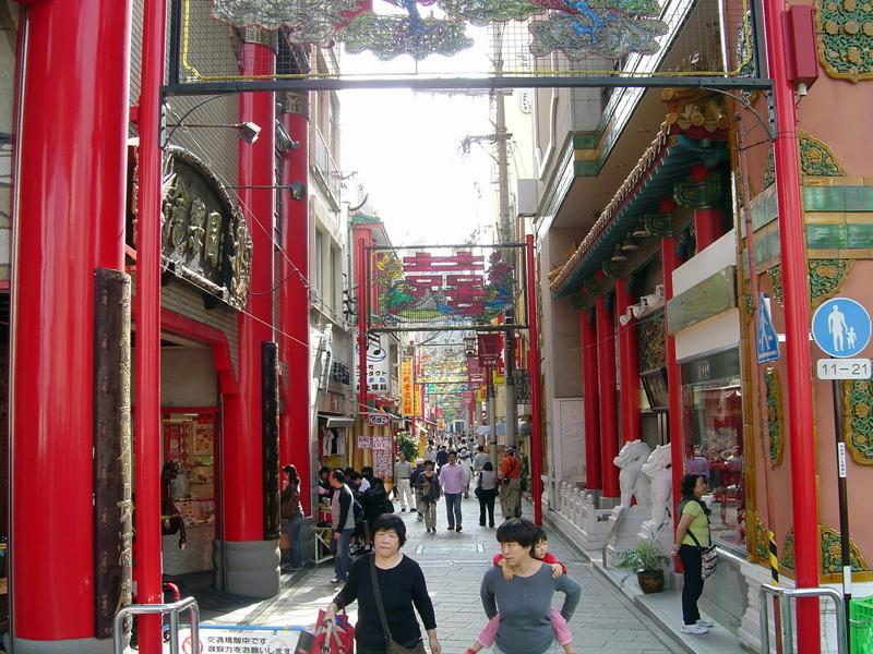 China town in NAGASAKI