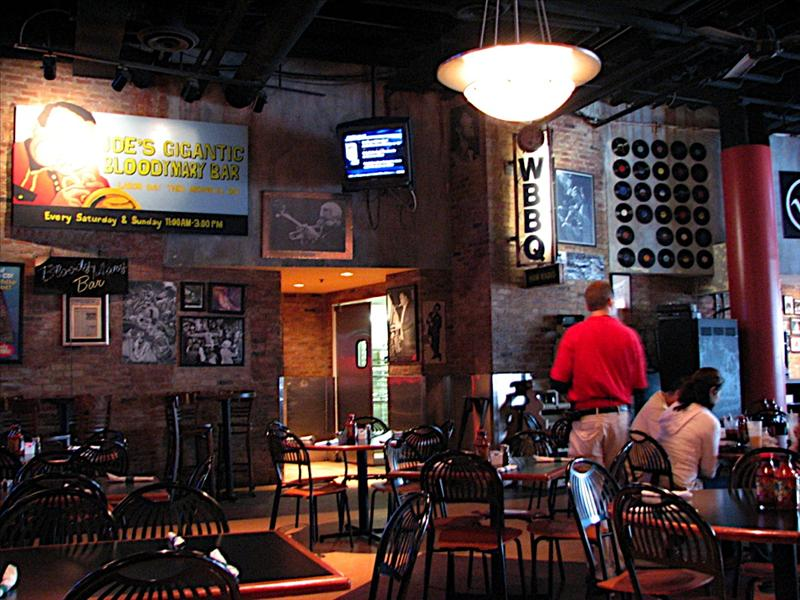 Navy Pier - Chicago, Joe's Be-Bob Cafe