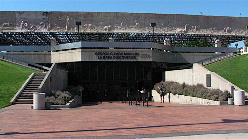 Page Museum at La Brea