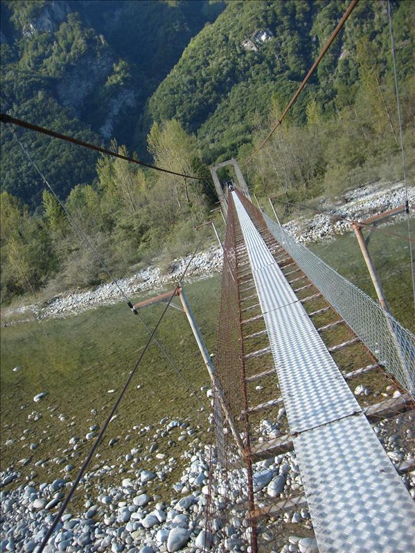 ponte Valle Maggia•Someo•2009