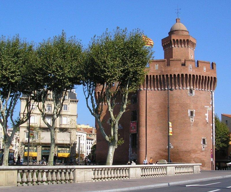 .. is the symbol of Perpignan....