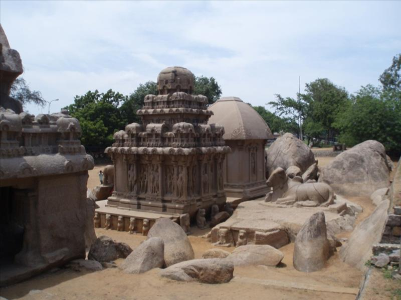 Mamallapuram - South India