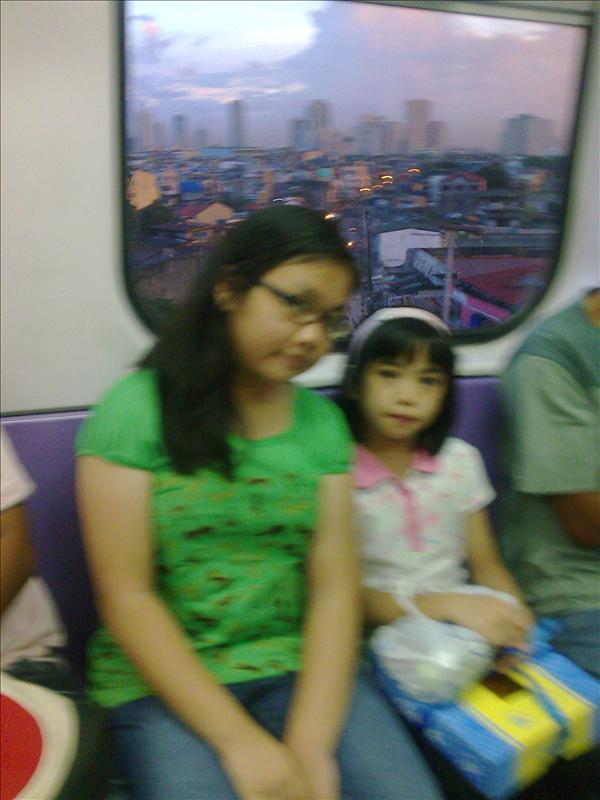 LRT Line 2 Ride...