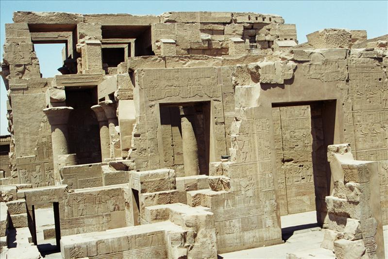 Kom-Ombo Temple