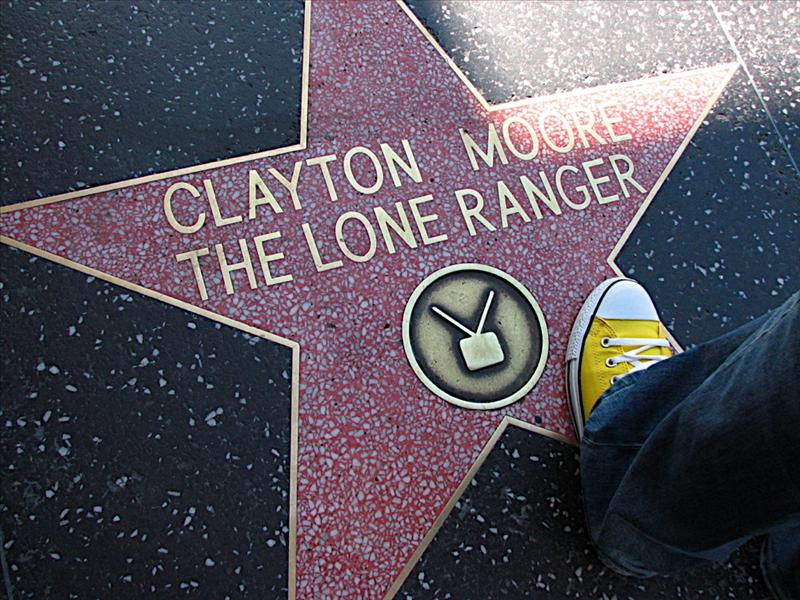 The Lone Ranger Clayton Moore star