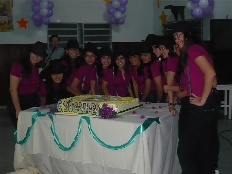 """die Mädels von Ciencias Sociales - a lányok a """"Ciencias Sociales""""-szakról"""