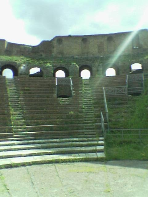 Benevento - teatro romano
